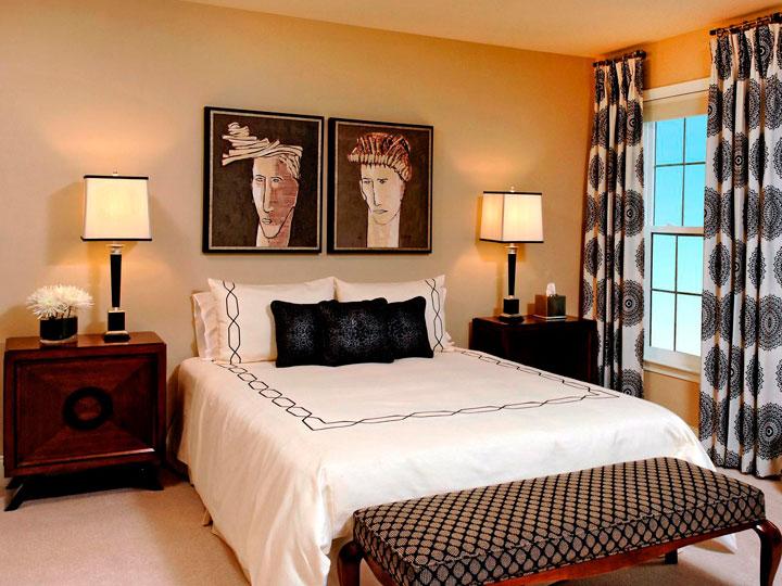 Cortinas para una habitación bonita