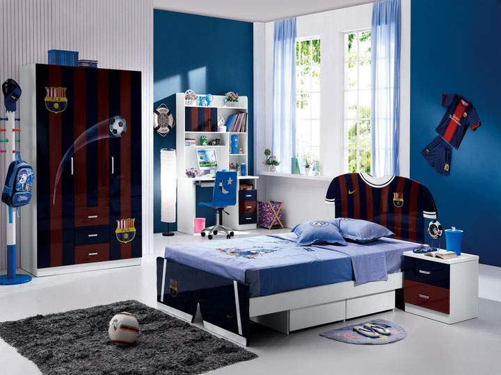 cortinas para dormitorio infantil de niño