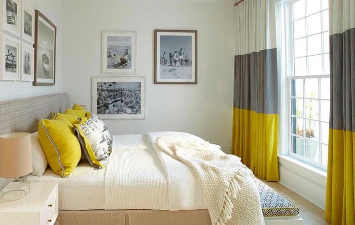 Cortinas para el dormitorio 2021