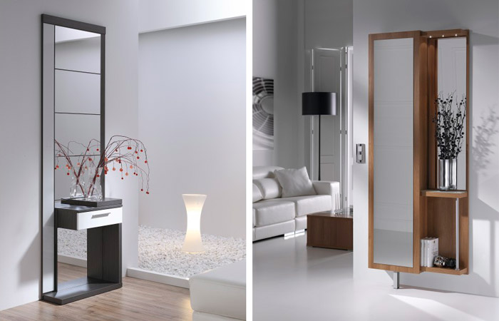 Recibidores originales ideas de decoraci n 2018 decorar for Espejos de conforama