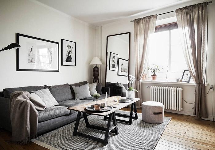 Espejos para comedor beneficios e ideas bonitas decorar for Espejo pared completa