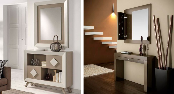 recibidores originales ideas de decoraci n 2018 decorar