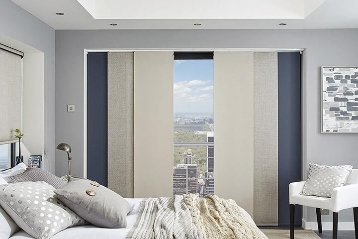 Paneles Japoneses cortinas modernas