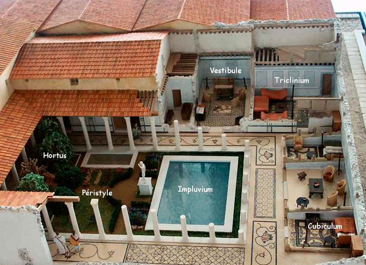 Decoración Romana: Convierte tu casa en un Domus