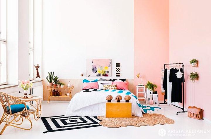 Habitaciones Bohemias ideas de decoración