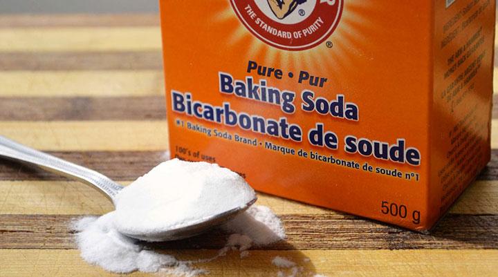 Bicarbonato de sodio puro limpieza de toallas nuevas