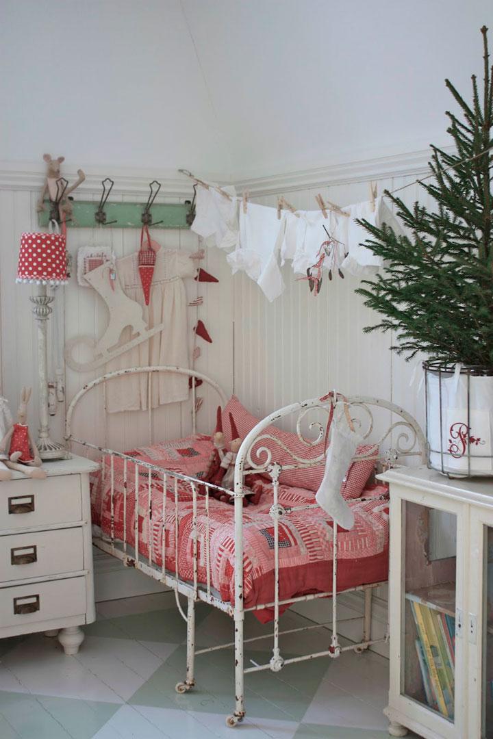 Dormitorios para niños estilo Shabby Chic