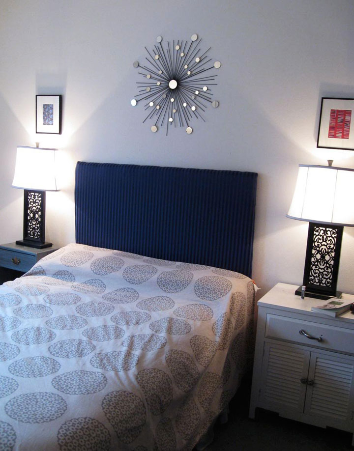 Espejos de soles modernos para el dormitorio
