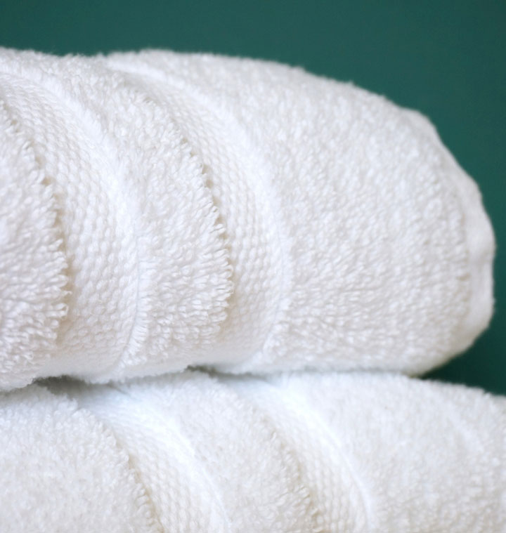 Trucos para tener toallas siempre suaves