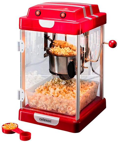 Maquina de hacer palomitas retro más vendida en 2018