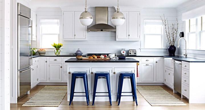 Ideas para reformar una cocina completa
