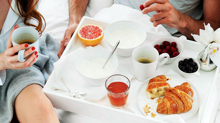 Las mejores bandejas de desayuno para la cama