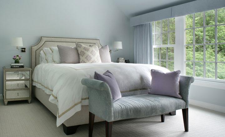 Colores neutrales análogos en diseño de interiores