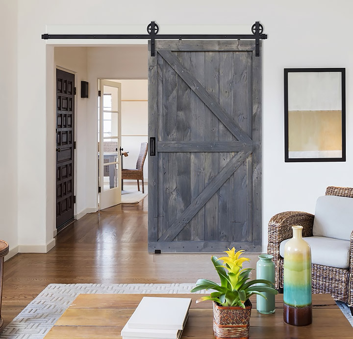 Ideas de puerta corredera de granero