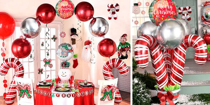 Cómo decorar con globos en naviades