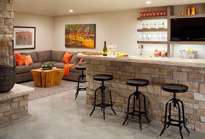 Convertir un garaje en una sala de ocio para adultos