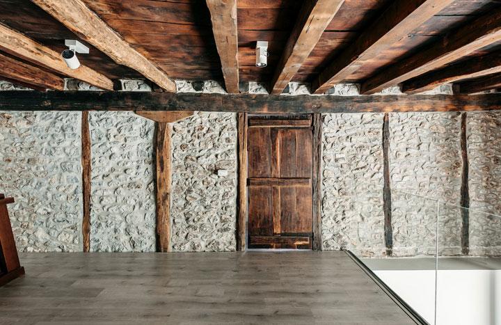 Restauración de la casa Omagoieaskoa en Gernika