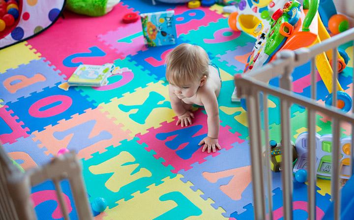Los corralitos para bebé más seguros y educativos