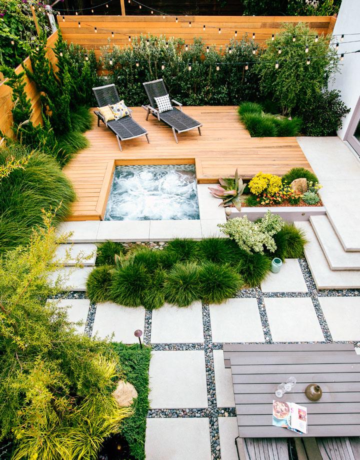 Plantas de exterior para decorar el jardín