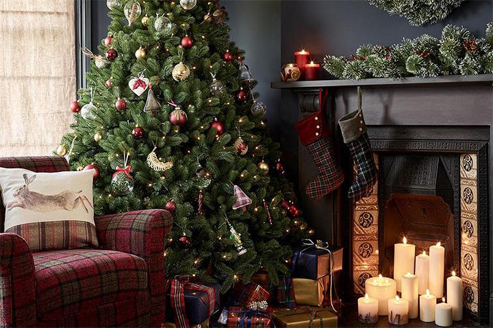 Adornos para decorar el árbol de Navidad