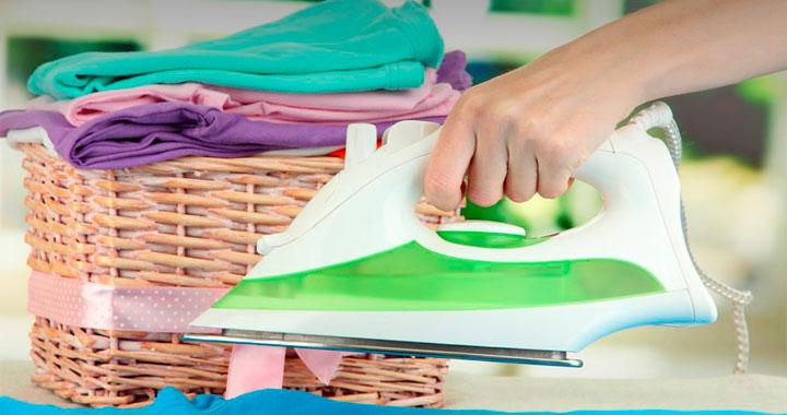 Trucos para planchar la ropa fácil