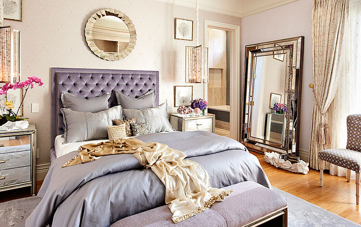 Habitaciones estilo ecléctico en colores neutros