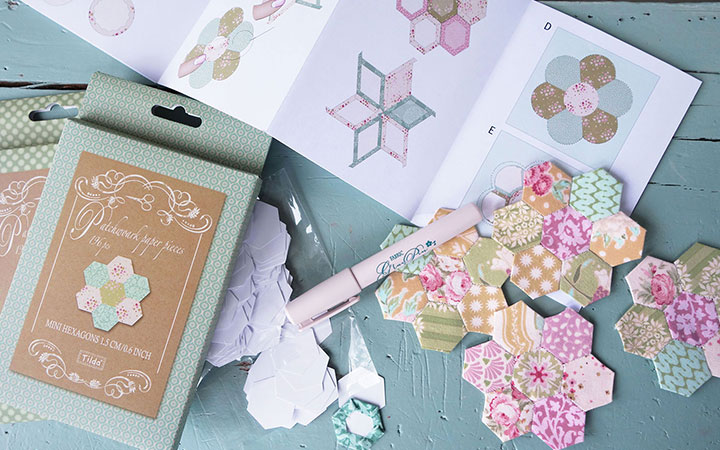 Patchwork Paper Piecing