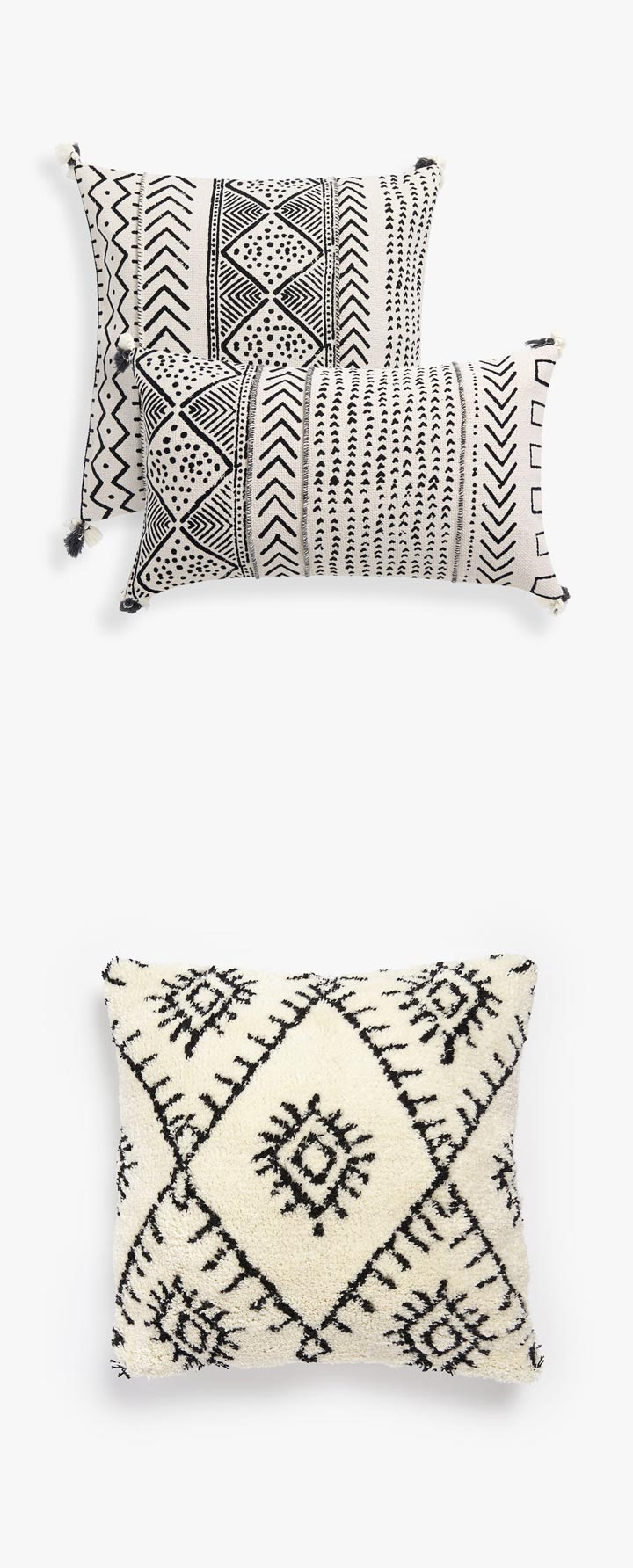 Cojines de cama Zara Home catálogo nuevo