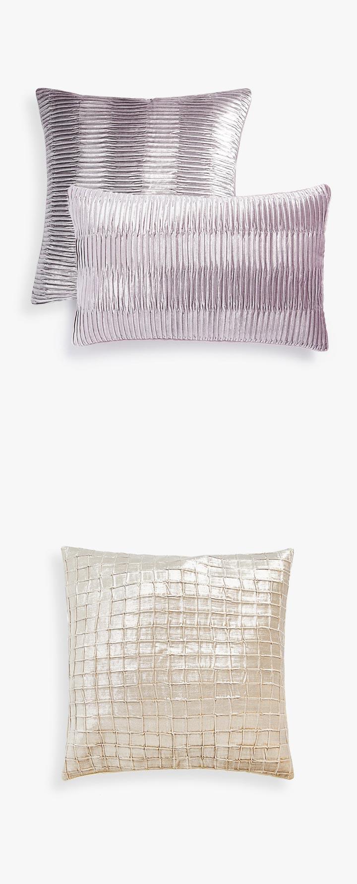 Fundas de cojín Zara Home para la cama