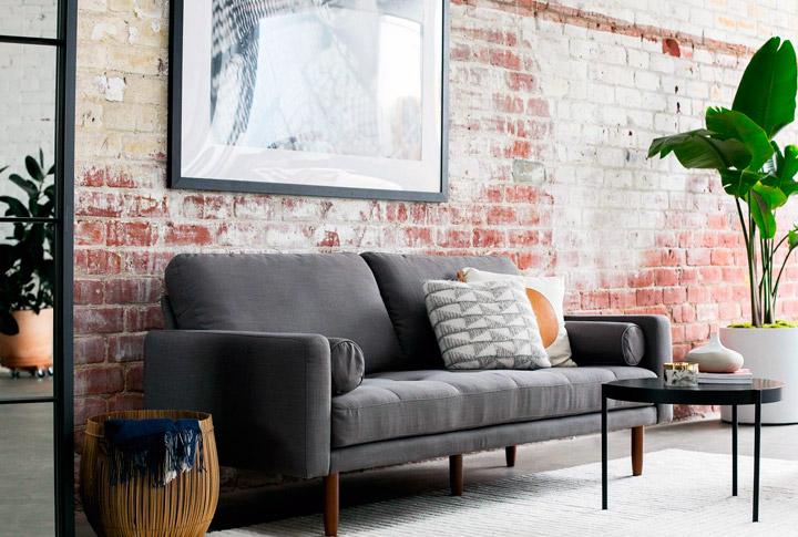 Cómo elegir un buen sofá según el tamaño