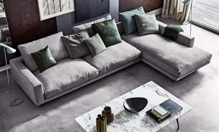 Cómo elegir sofá para el salón
