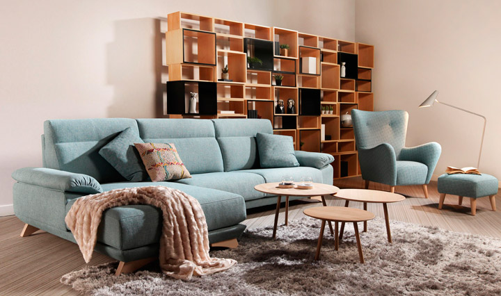 Qué sofá de tela comprar