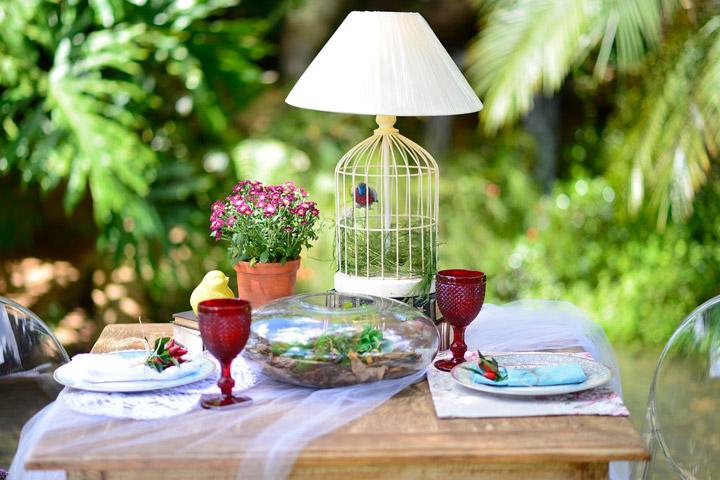 Consejos de primavera para decorar el jardín