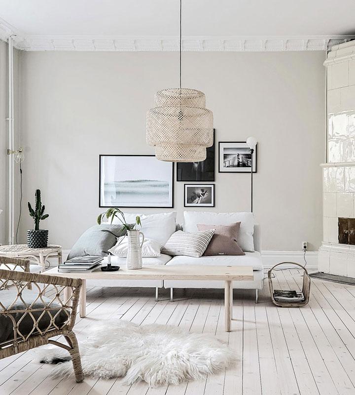 Ideas de decoración baratas con alfombras