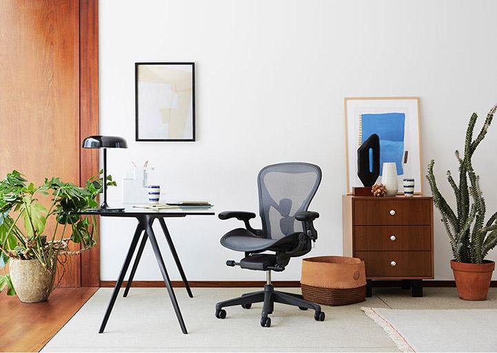 Ideas para decorar una oficina moderna y ergonómica