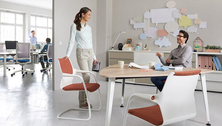 Muebles de oficina para un despacho moderno y funcional