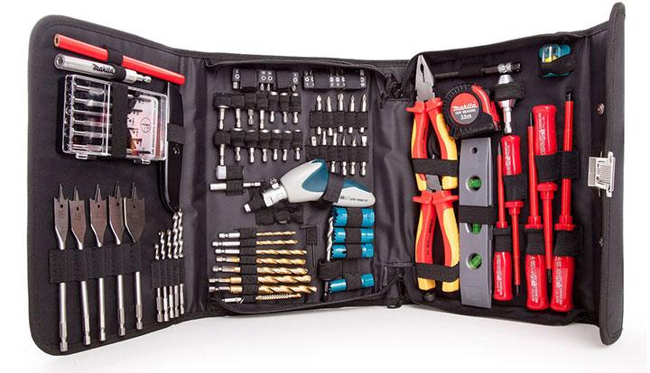 Kit de herramientas completo para DIY