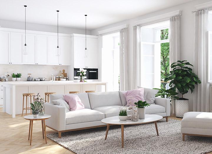 Cómo mantener la casa limpia y ordenada fácil