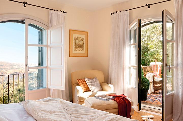Ventilar la casa con flujos de aire anti humedades
