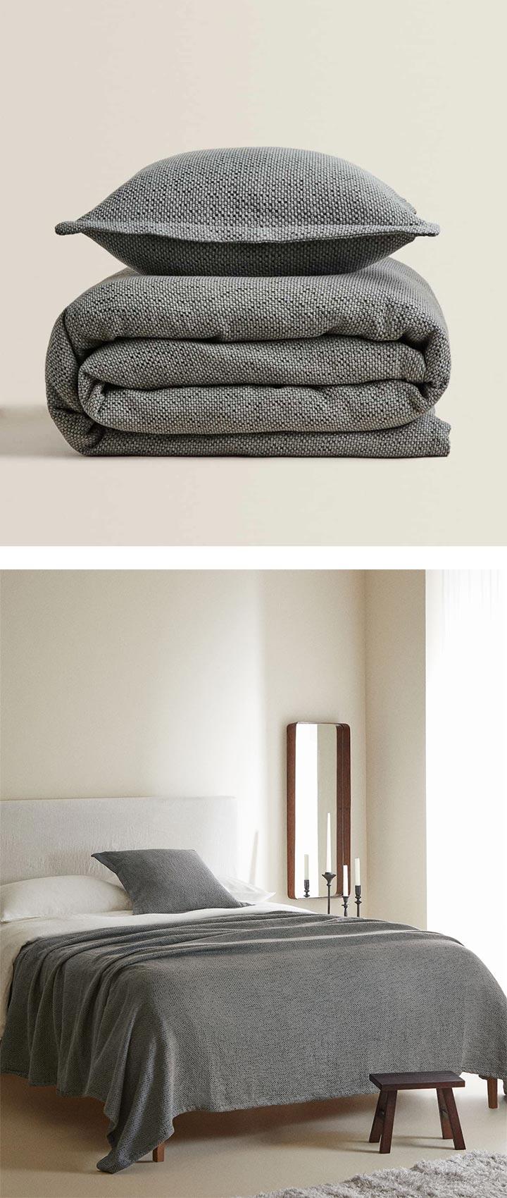 Catálogo Colchas de Crochet Zara Home