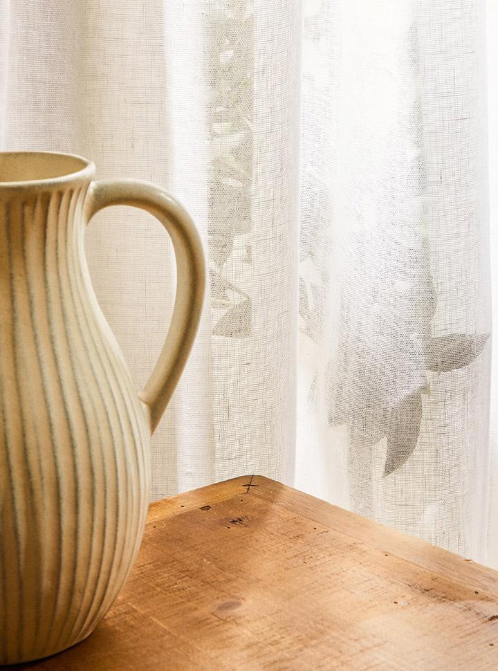 Cortinas para la cocina Zara Home nuevo catálogo