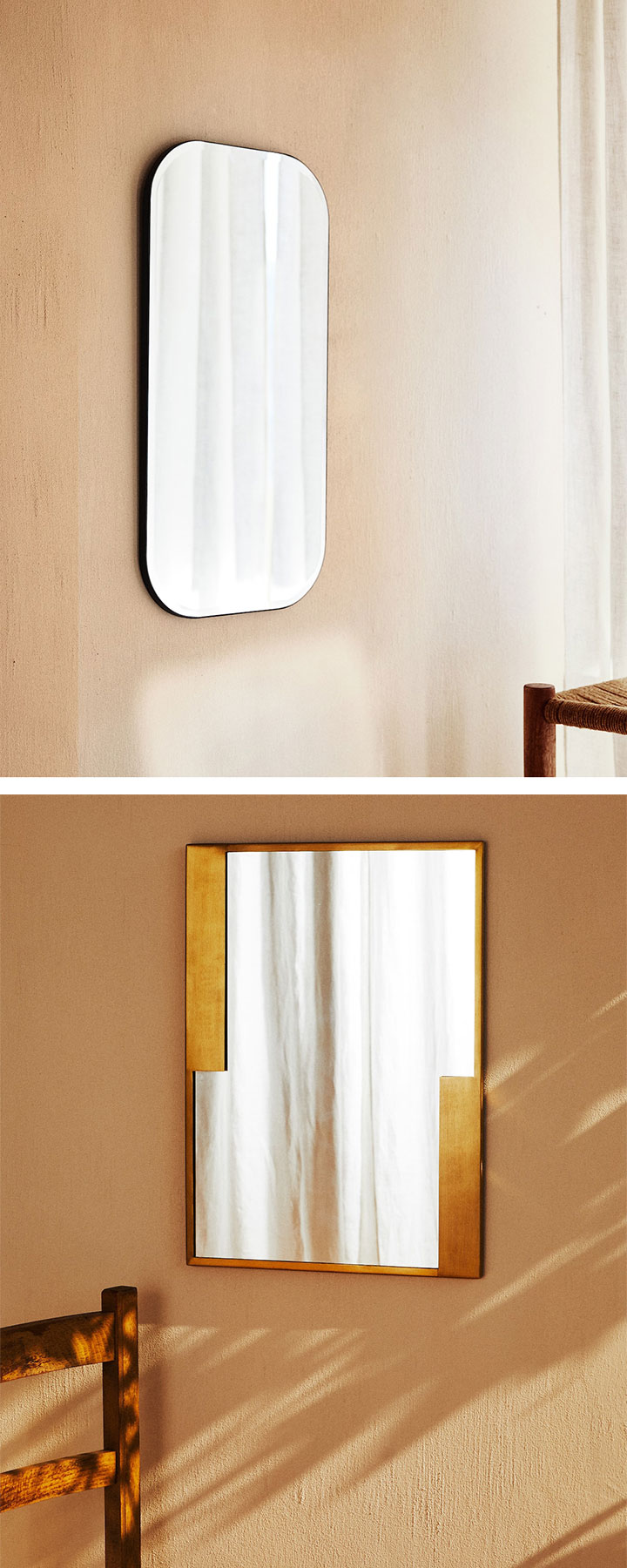 Espejos de pared Zara Home