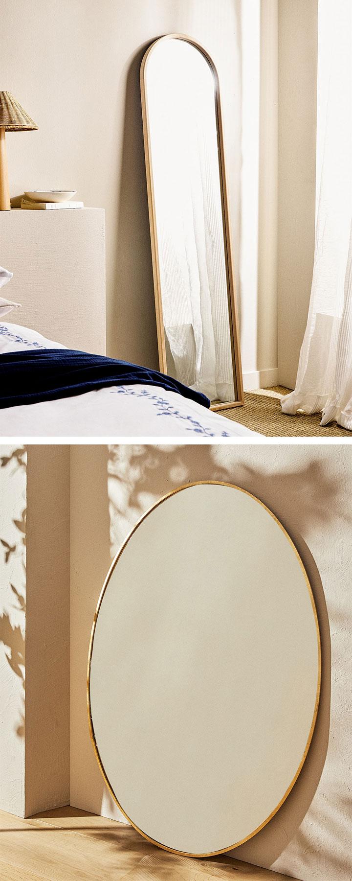Espejos de pie Zara Home