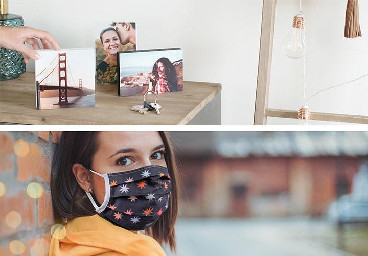 Regalos personalizados para decorar en tiendas online