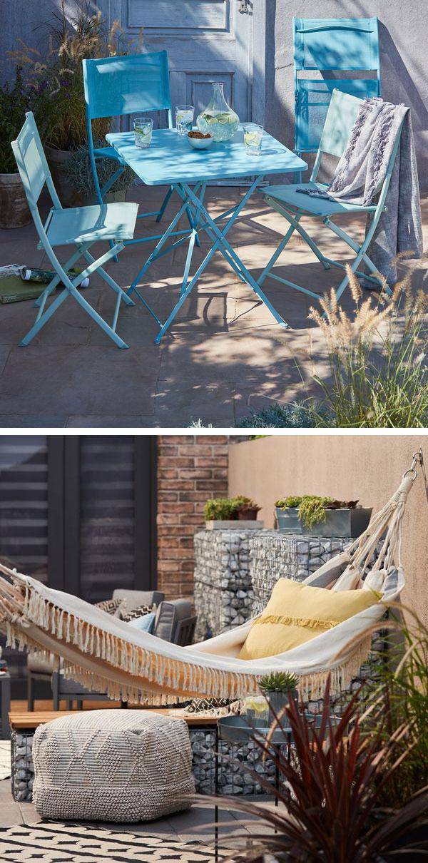 Bricodepot catálogo de muebles para Jardín