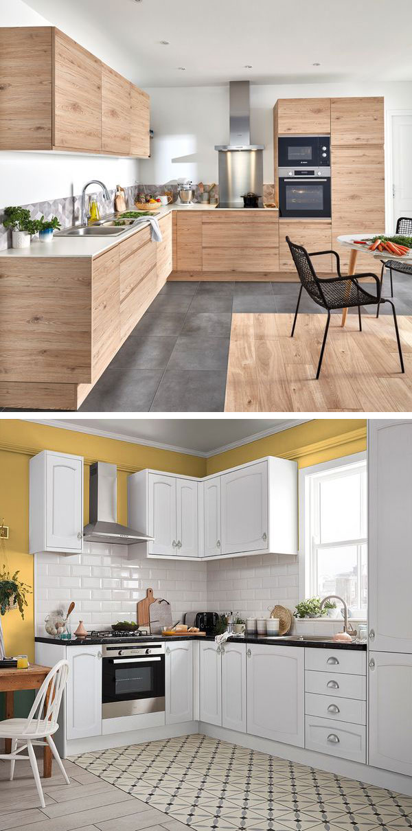 Cocinas modulares Bricodepot