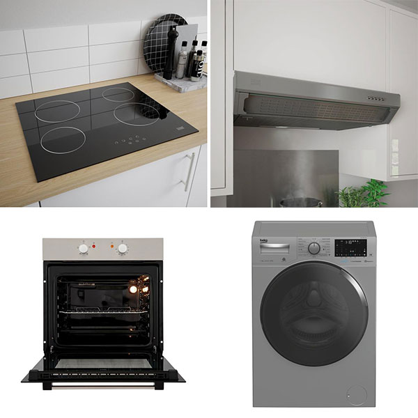 Electrodomésticos Bricodepot Cocinas