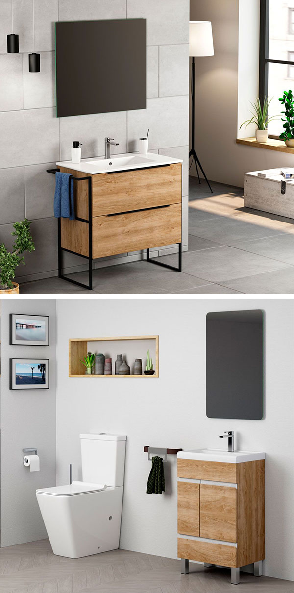 Muebles de baño Bricodepot