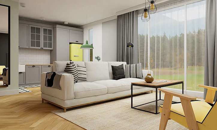 PCon Planner programa de decoración de interiores gratis