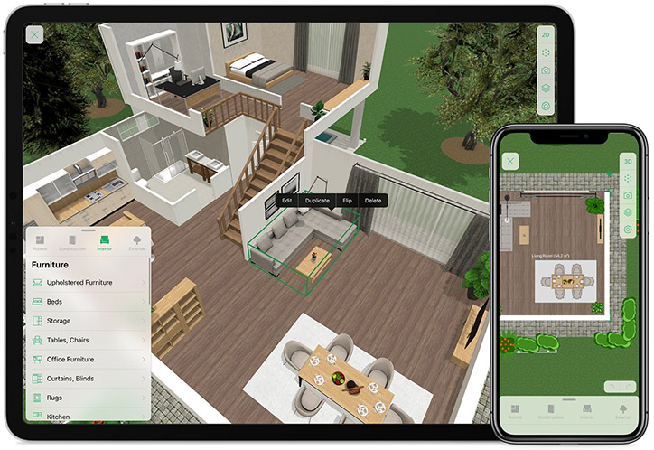 Programas de diseño de interiores gratis